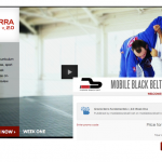 Mobile Black Belt trainings: talent behind the Video-on-demand paywall