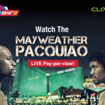 Mayweather vs. Pacquiao as pay-per-view powered by Cleeng & Sportsmax TV!