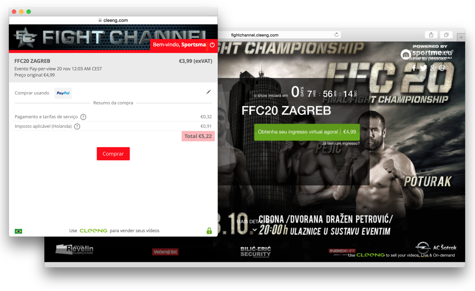 how to buy pay per view