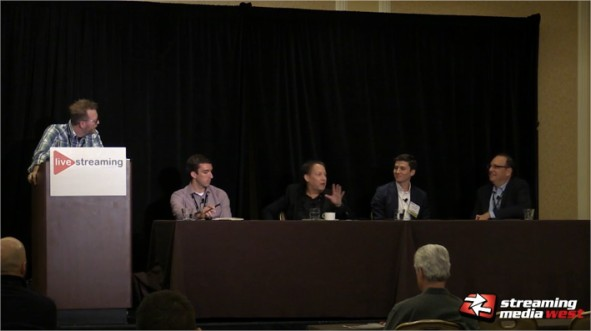 Turning Live Streams Into profits - Panel SM West 2015
