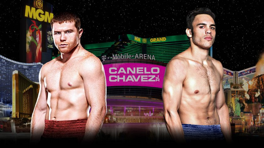 Official Canelo Chavez jr PPV fight - watch online
