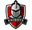 Lourdes Track & Field Invite: Knight Under the Lights Logo