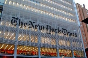 New York Times Head Quarter