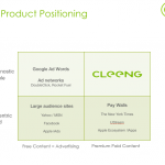 Cleeng – how we built a successful niche business