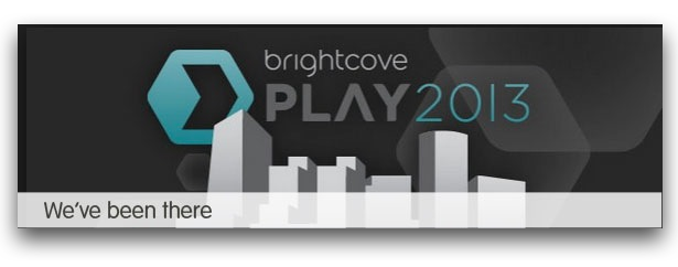Brightcove play