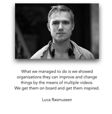 Luca Rasmussen, 23 Video,