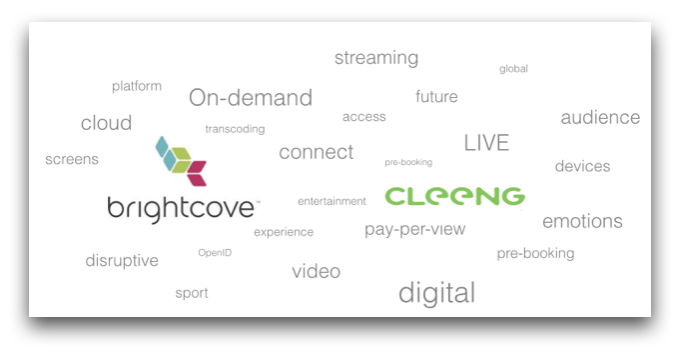 Brightcove video on-demand, live pay-per-view