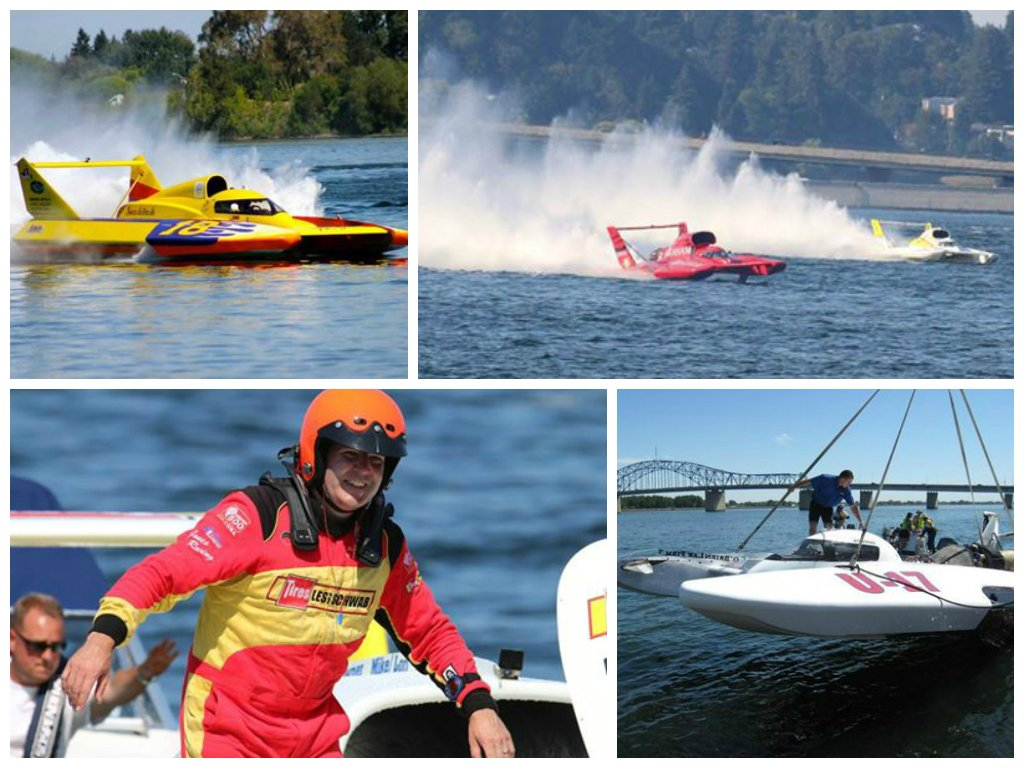 H1 Unlimited Hydropane racing