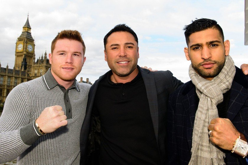 Watch Canelo vs Khan fight via PPV